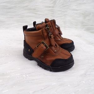 Baby Ralph Lauren Conquest Boots Size 5.5
